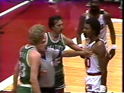 Chris Ford (17pts) vs. Rockets (1981 Finals) (Game 3)