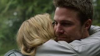 "Olicity 5.23 - Part 1 ""I Didn't Want To Regret Not Kissing You"""