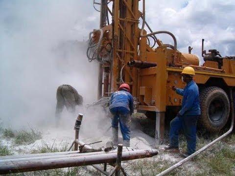KASTHEW BOREHOLE WATER DRILLING FIRM UGANDA KAMPALA EAST AFRICA LTDx