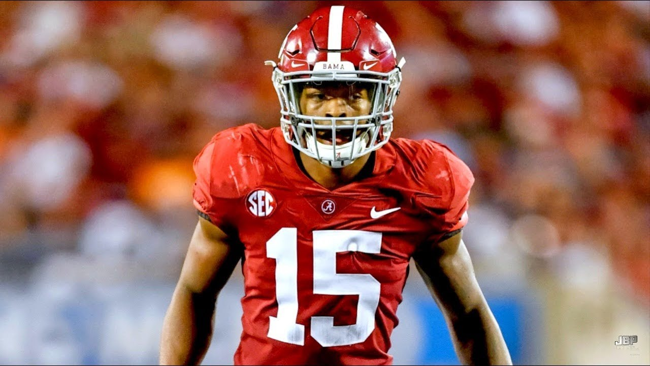 Alabama Safety Xavier McKinney Highlights 🐘 ᴴᴰ - YouTube