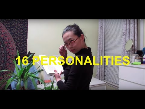 16 personality types impersonation! (MBTI parody)