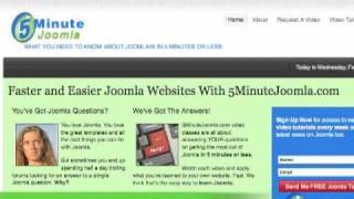 Adding A Favicon.ico To Your Joomla Website Mp3