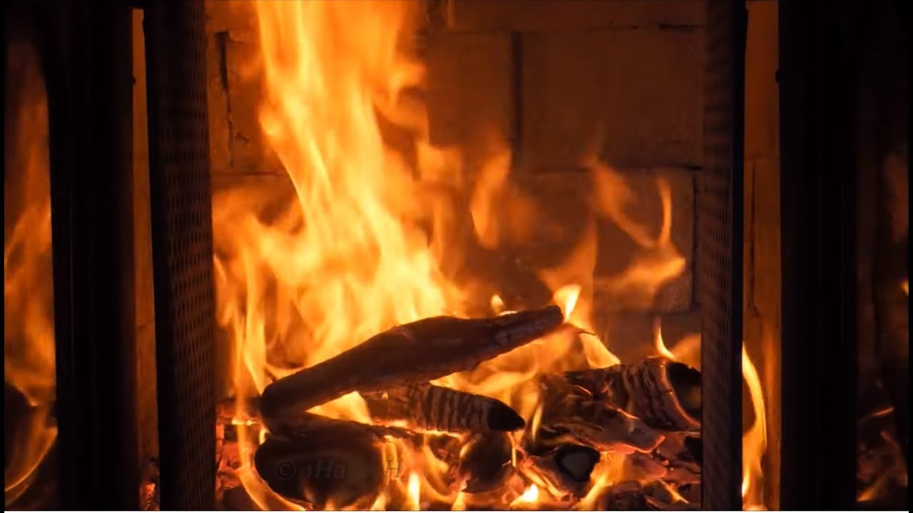 2 h best classic fireplace magical full hd youtube