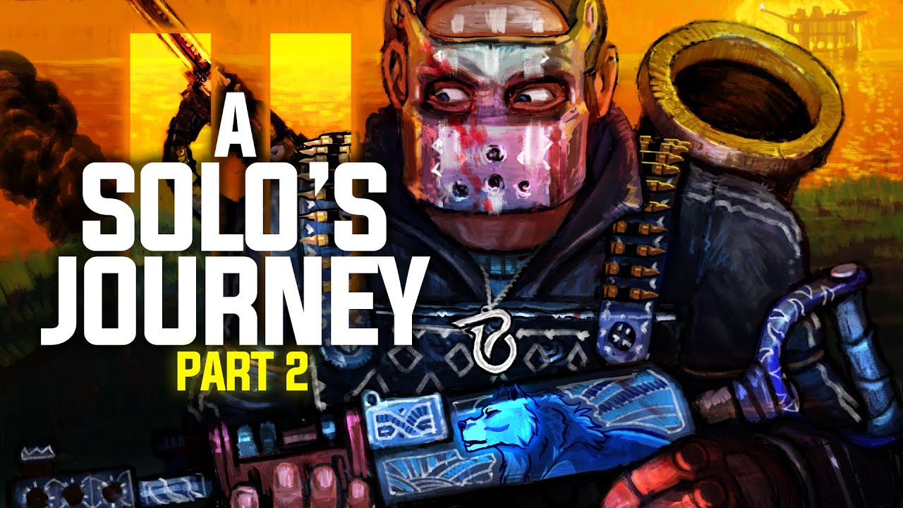 Download Rust - A Solo's Journey II (Movie)