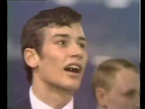 Kenneth Shelley - 1971 World Figure Skating Championships LP