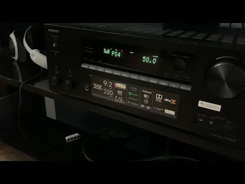 A Simple Onkyo 787 Review.