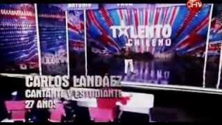 Camaleon Landaez Talento Chileno Casting