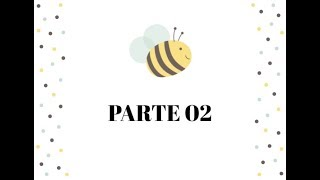 BONECA ABELHINHA AMIGURUMI- PARTE 02 / Видео