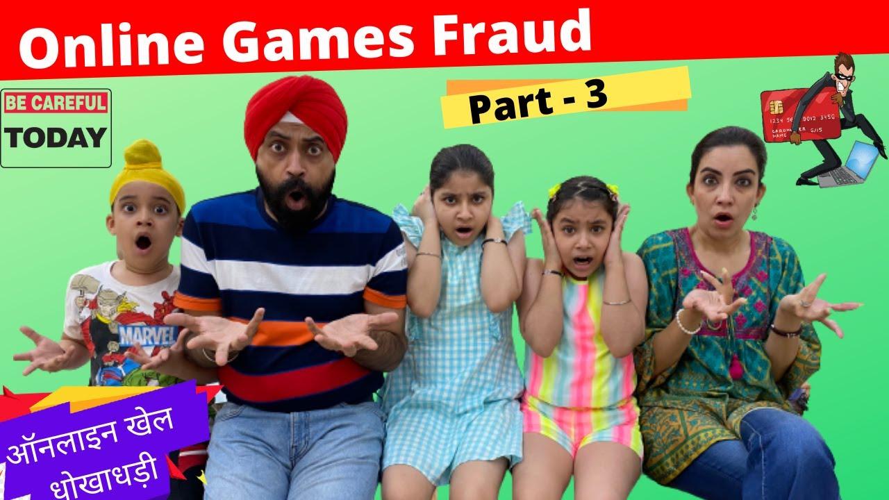 Download Online Games Fraud | Part - 3 | Ramneek Singh 1313 | RS 1313 VLOGS