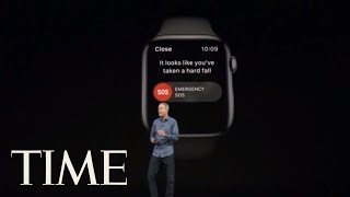 Apple's New Health-Focused Apple Watch Can Call For Help If You Fall Down | TIME