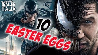 VENOM (2018) | 10 Easter Eggs Nascosti nel Film