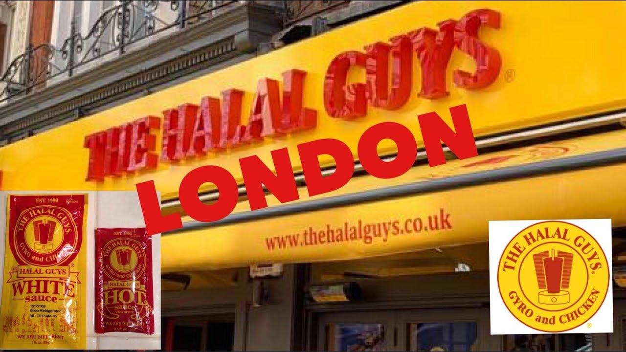 Restaurant Review The Halal Guys London Thegayuk