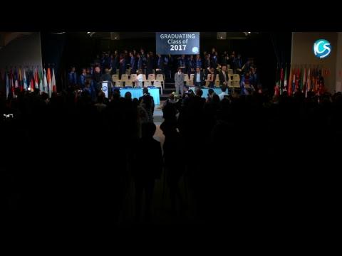 GRADUATION CEREMONY - Saturday 27th may 2017 ICS Auditorium