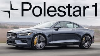 CRAZY EXPENSIVE! 2021 Polestar 1 Review