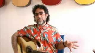 Coaching Flamenco 2  based on: Intro of Mediterranean Sundance by Al di Meola / Diaz Guitar Lesson
