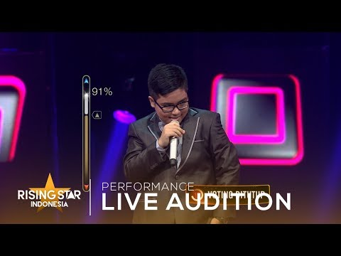 Parto Fransiskus 'Feeling Good' | Live Audition 2 | Rising Star Indonesia 2019