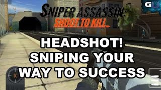 Sniper 3D Assassin - Headshot! Guide on Sniping Your Way To Success