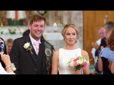 Ayrshire wedding video - Crossbasket Castle - Butterfly Films