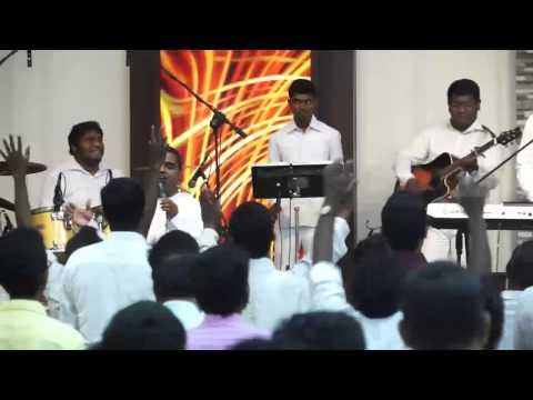Anbu Kuruven | Tamil Christian Song | LIVE at  ACA Avadi Church