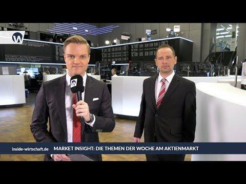 """Market Insight: """"Dax atmet durch - weitere Korrektur möglich"""""""