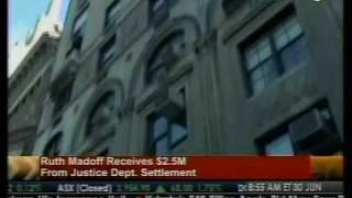 Ruth Madoff's $2.5 Million - Bloomberg