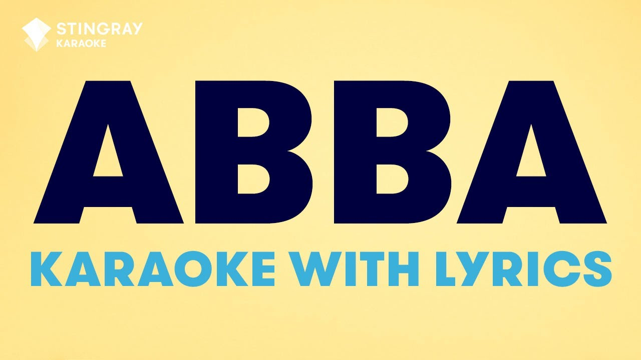 BEST OF ABBA (Part 1): Mamma Mia, Voulez-Vous, Chiquitita, The Winner Takes It All & More (Karaoke)