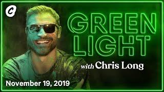 NFL Week 11 Recap. Green Light Podcast with Chris Long | Chalk Media