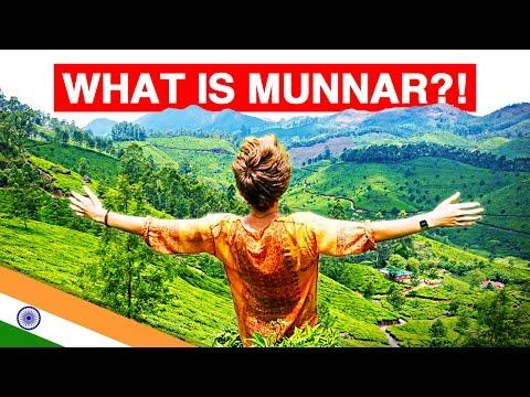 WHAT IS MUNNAR?! | Exploring India's Emerald Tea Plantations