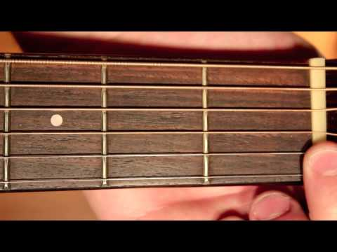 Guitar Lessons For Beginners: One  Introduction to Guitar Chords