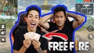 1 KILL 100 PARA PAPI EDSON !!! FREE FIRE Epico