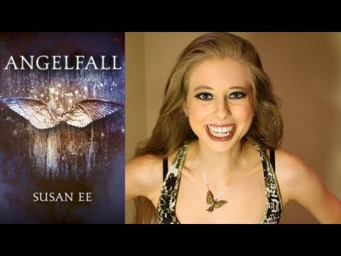 ANGELFALL BY SUSAN EE | booktalk with XTINEMAY