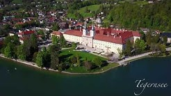 Der Tegernsee  - Bayern von Oben - Bad Wiessee - Rottach-Egern - 4K - Drone Footage - Dji Mavic Pro