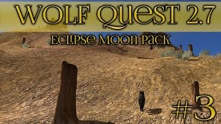 Lone Wolf of Yellowstone 🐺 Wolf Quest 2.7 - Episode #3