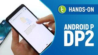 Android P: um pouquinho do iPhone X e muita inteligência artificial do Google