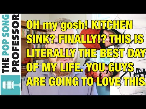 KITCHEN SINK IS A KITCHEN SINK!!! - EXPLANATION