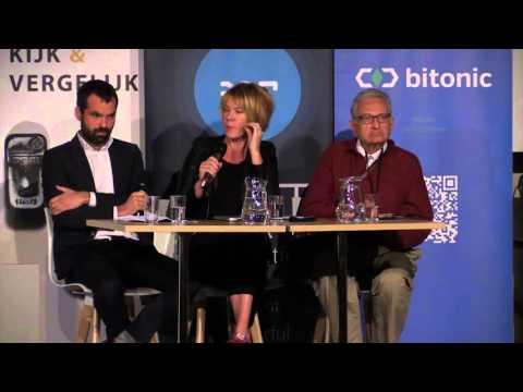 Stacy Herbert, Antal Fekete and Martijn Jeroen van der Linden debate economics