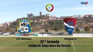 CDC Montalegre-Gil Vicente FC ⤵️