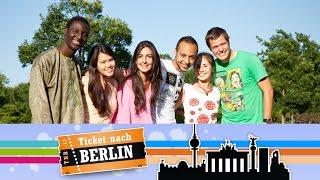 Ticket nach Berlin | Intro -- unsere Kandidaten