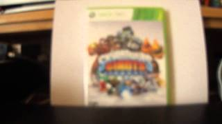 Skylanders Giants Portal Owners Pack Unboxing