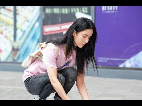 190417 구구단 Gugudan 샐리 SALLY 刘些宁 : Xiao En X Bai Yu : Stop And Stare