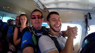 Skydive Mission Beach 2017