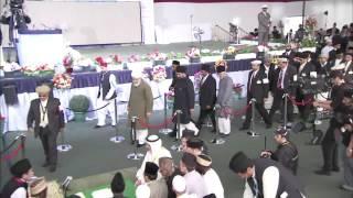 Jalsa Salana UK 2013: New Converts (Khuddam)