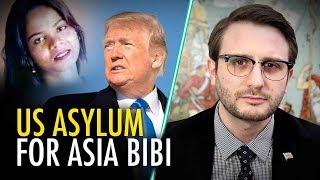 Trump to Offer Asia Bibi Asylum? | Jack Buckby