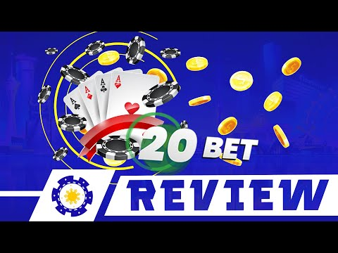 20Bet Casino Online 【Review & Slots 2021】 video preview