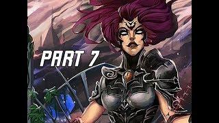 DARKSIDERS 3 Walkthrough Gameplay Part 7 - Stuck (Let