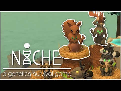 A Moose on Top of the Mountain!! • Niche: Snowy Mountain Update! - Episode #39