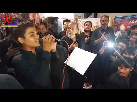 BAKHTIAR ALI SHEEDI WHITH | BAQIR ALI SHEEDI | LIVE PROGRAME AT SYED PUR SHAREEF