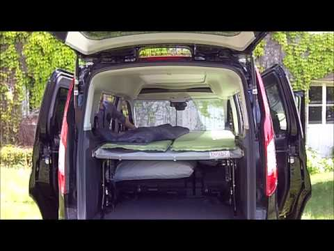 YATOO Concept à bord du Ford Tourneo Connect 2015 - YouTube