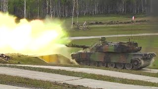 French Army Shows Their Military Strength In NATO War Games thumbnail