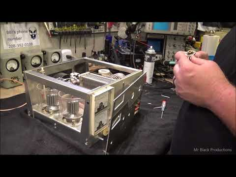 Drake L- 4b amp for sale